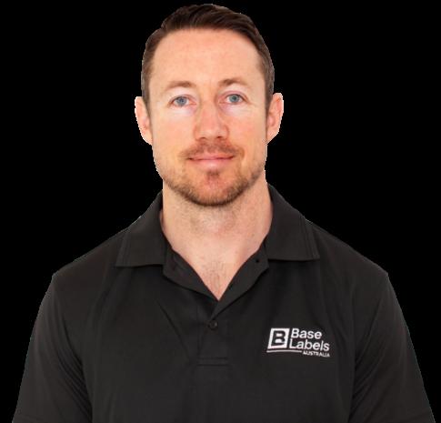 Base Labels Australia Founder Scott Cunningham