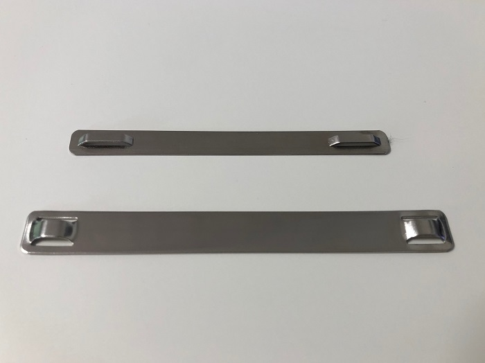 Stainless Steal Cable Markers Base Labels Australia